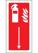 Extinguisher - Below
