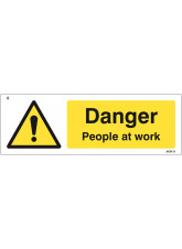 Danger People at Work