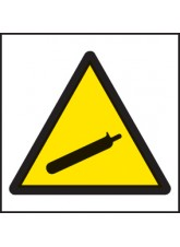 Compressed Gas Symbol