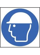Safety Helmet Symbol