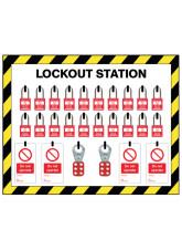 Large Lockout Station
