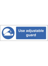 Use Adjustable Guards