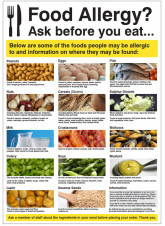 Food Allergy Poster