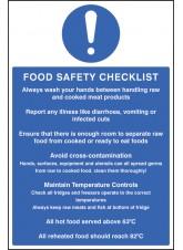 Food Safety Checklist