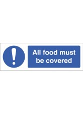 All Food Must Be Covered