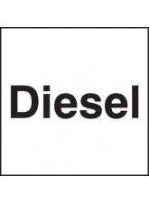 Diesel 150 x 150mm Self Adhesive