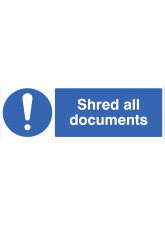 Shred All Documents