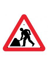 Re-Flex Sign - Road Works