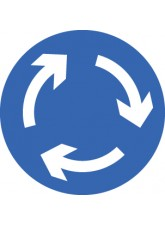 Roundabout Symbol