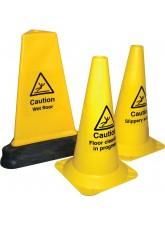 Your Message - Hazard Cone - 500mm - Round