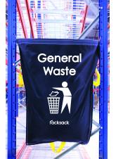 Blue Racking Sack - General Waste