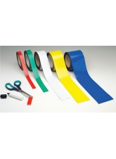 Magnetic Easy-Wipe Strip 20mm x 10m White