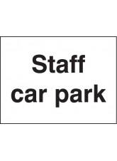 Staff Car Park