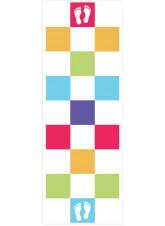 Hopskotch Floor Graphic